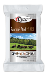 Rancher's Stock® Salt