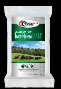 "Selenium ""90"" Trace Mineral Salt"